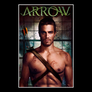 Arrow Limited Signature Edition Studio Licensed Script Custom Frame