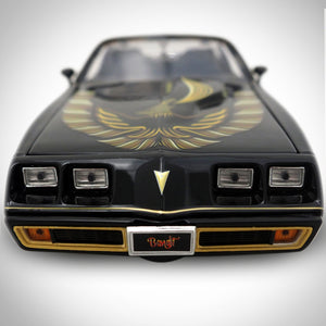 Smokey & The Bandit- 1:24 1980 Trans Am Hand-Signed By Burt Reynolds Die-Cast Car