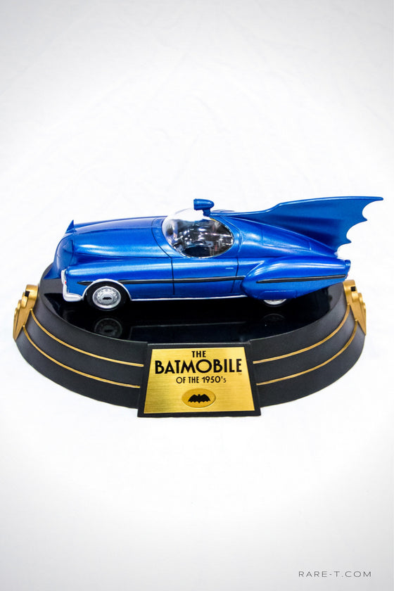 Deluxe Limited Edition BATMAN - 1950's Batmobile Scale Statue | RARE-T