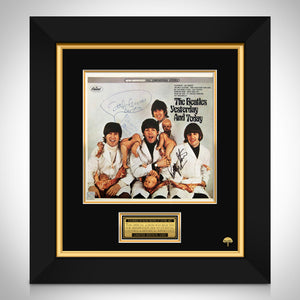 The Beatles Butcher LP Cover Limited Signature Edition Studio Licensed Custom Frame