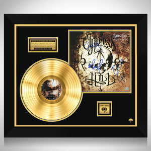 Cypress Hill - Black Sunday Remixes Gold LP Limited Signature Edition Studio Licensed Custom Frame