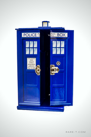 Collectors Edition 'DOCTOR WHO - TARDIS' Jewelry Box
