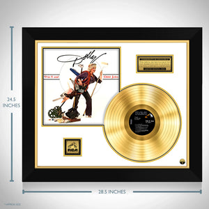 Dolly Parton 9 to 5 and Odd Jobs Gold LP Limited Collectors Edition Custom Frame