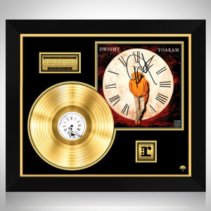 Dwight Yoakam - This Time Gold LP Limited Signature Edition Studio Licensed Custom Frame