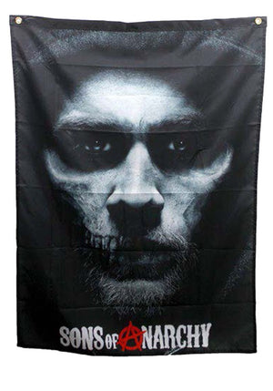 Sons Of Anarchy Hell Awaits Banner