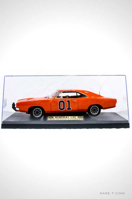 Elite Edition 'DUKES OF HAZZARD - GENERAL LEE' Car Display | RARE-T