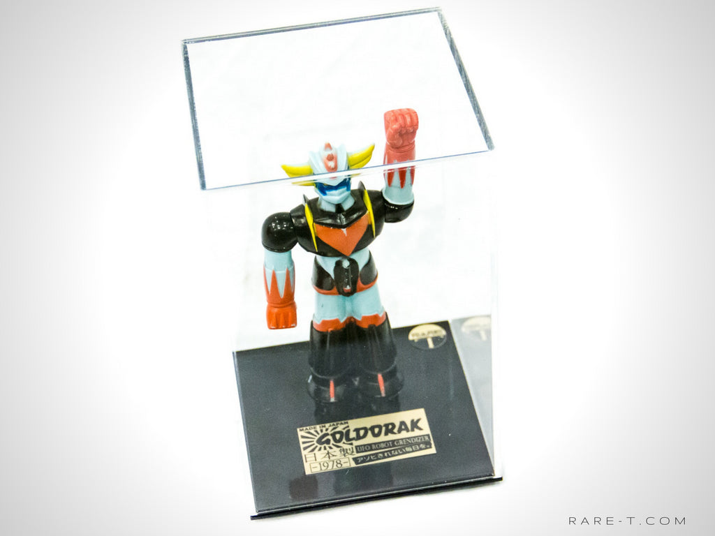 RARE-T Exclusive | '1978 GOLDORAK/GRENDIZER' Museum Display