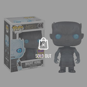 'GAME OF THRONES - NIGHT KING - SDCC EXCLUSIVE' Pop