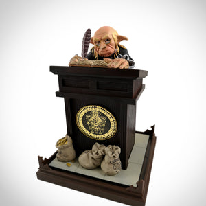 Harry Potter- Gringotts Goblin Bank Limited Edition Statue