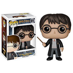 HARRY POTTER - CLASSIC HARRY w/CAPE Pop