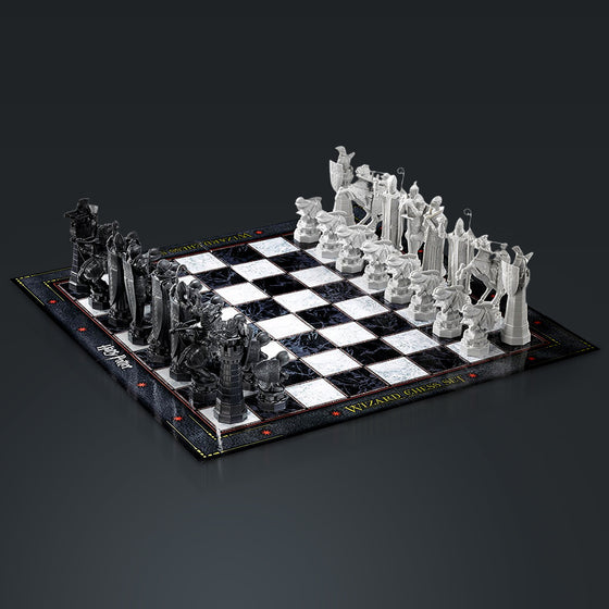 HARRY POTTER- LIMITED EDITION WIZARD CHESS SET