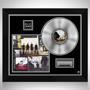 Hootie and the Blowfish Rock - Cracked Rear View Platinum LP Limited Signature Edition Studio Licensed Custom Frame
