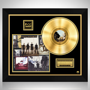 Hootie and the Blowfish Rock - Cracked Rear View Gold LP Limited Signature Edition Studio Licensed Custom Frame