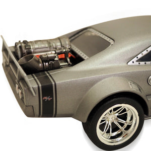 Fast & The Furious - Dom's Ice Charger Die-Cast Car Display Set