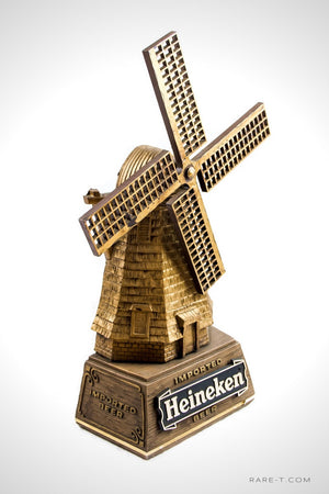Vintage 'HEINEKEN -AMSTERDAM WINDMILL' Beer Display/Advertisement | RARE-T