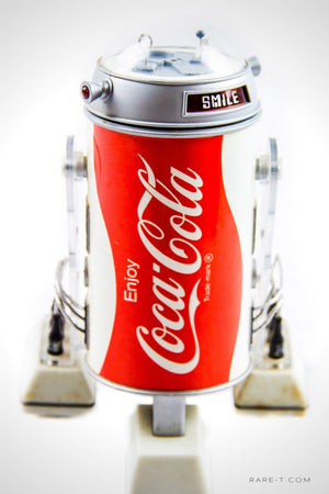 STAR WARS R2D2/COCA COLA' Toy | RARE-T