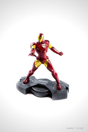 Limited Edition Vintage Marvel IRON MAN/AVENGER Statue | RARE-T