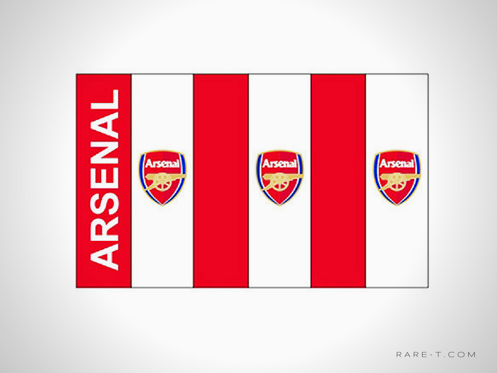 'ARSENAL' Flag