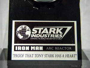 RARE-T Exclusive | 'IRON MAN PROP ARC REACTOR' Museum Display