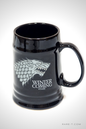 'GAME OF THRONES-HOUSE STARK SIGIL' Ceramic Stein