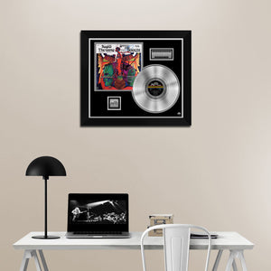 Kool & the Gang - Spirit of the Boogie Platinum LP Limited Signature Edition Studio Licensed Custom Frame