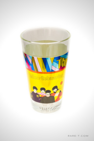 'BEATLES-YELLOW SUBMARINE-YELLOW' Pint Glass