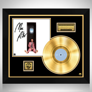 Mac Miller Swimming Gold LP Limited Signature Edition Studio Licensed Custom Frame
