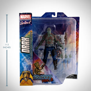 Guardians Of The Galaxy Vol. 2 Marvel Select Collector Edition Drax & Baby Groot Action Figures