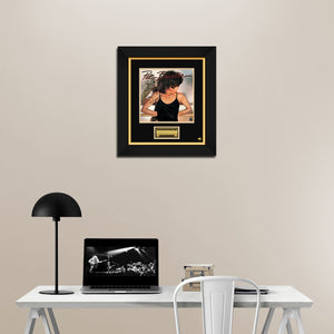 Pat Benatar - Crimes of Passion LP Cover Limited Signature Edition Studio Licensed Custom Frame