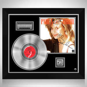 Paula Abdul - Forever your Girl Platinum LP Limited Signature Edition Studio Licensed Custom Frame