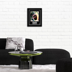 Pink Floyd - Hand-Signed 'The Wall' Movie Photo By Roger Waters, David Gilmour & Nick Mason Custom Frame