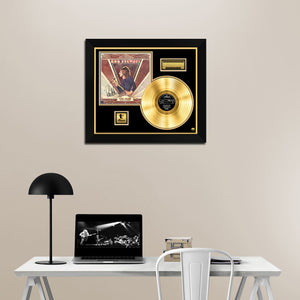 Rod Stewart - Every Picture Tells A Story Gold LP Limited Signature Edition Studio Licensed Custom Frame