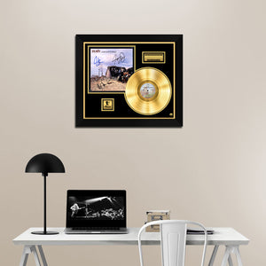 Rush - A Farewell To The Kings Gold LP Limited Signature Edition Studio Licensed Custom Frame