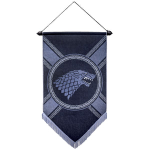 Game Of Thrones - Stark Felt Banner