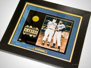 RARE-T Exclusive Limited Edition 'MANTEL & MAYS - SIGNATURE SERIES' Custom Frame