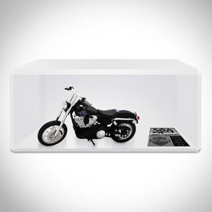 Sons Of Anarchy - Chib'S 2006 Fxdbi Dyna Street Bob 1/18 Die-Cast Motorcycle Exclusive Elite Edition Custom Display
