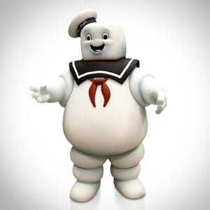 Ghostbusters- Stay Puft Marshmallow Man Limited Edition Piggy Bank Statue