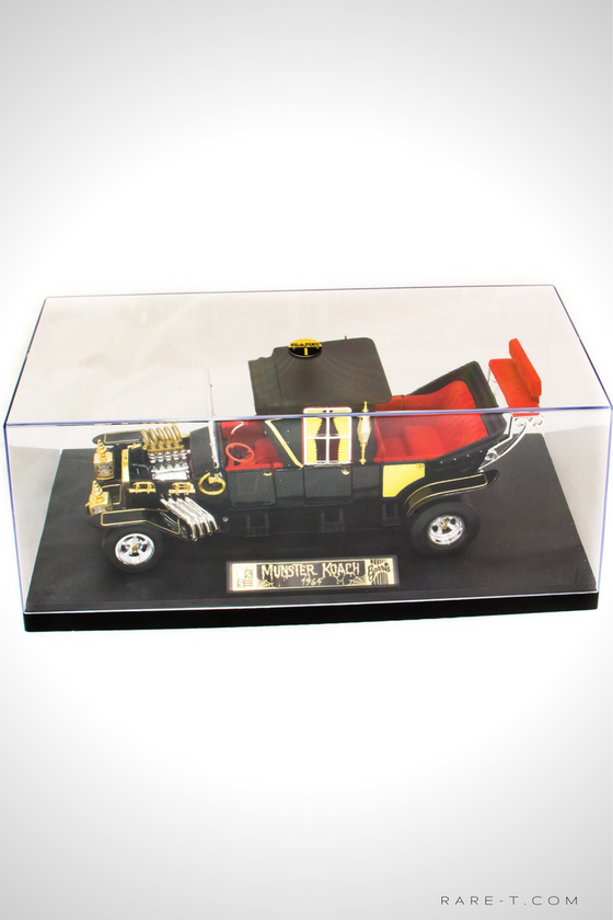 Exclusive Elite Edition '1964 MUNSTER KOACH' Die-Cast Car Display Set