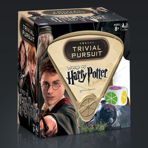 Harry Potter Limited Premium Collector'S Edition Trivial Pursuit