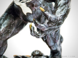 Hand-sculpted 'VENOM/SPIDER-MAN NIGHTMARE' Statue | RARE-T