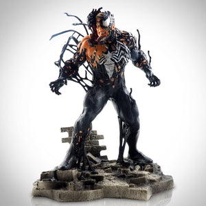 Venom- Diamond Select Toys Limited Edition Mid-Merge Marvel Gallery Statue