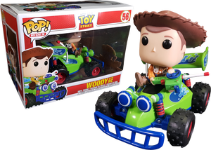 Toy Story- Woody Funk Pop #56