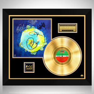 Yes - Fragile Gold LP Limited Signature Edition Studio Licensed Custom Frame