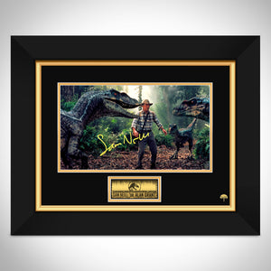 Jurassic Park - Dr. Grant Limited Signature Edition Studio Licensed Photo Custom Frame
