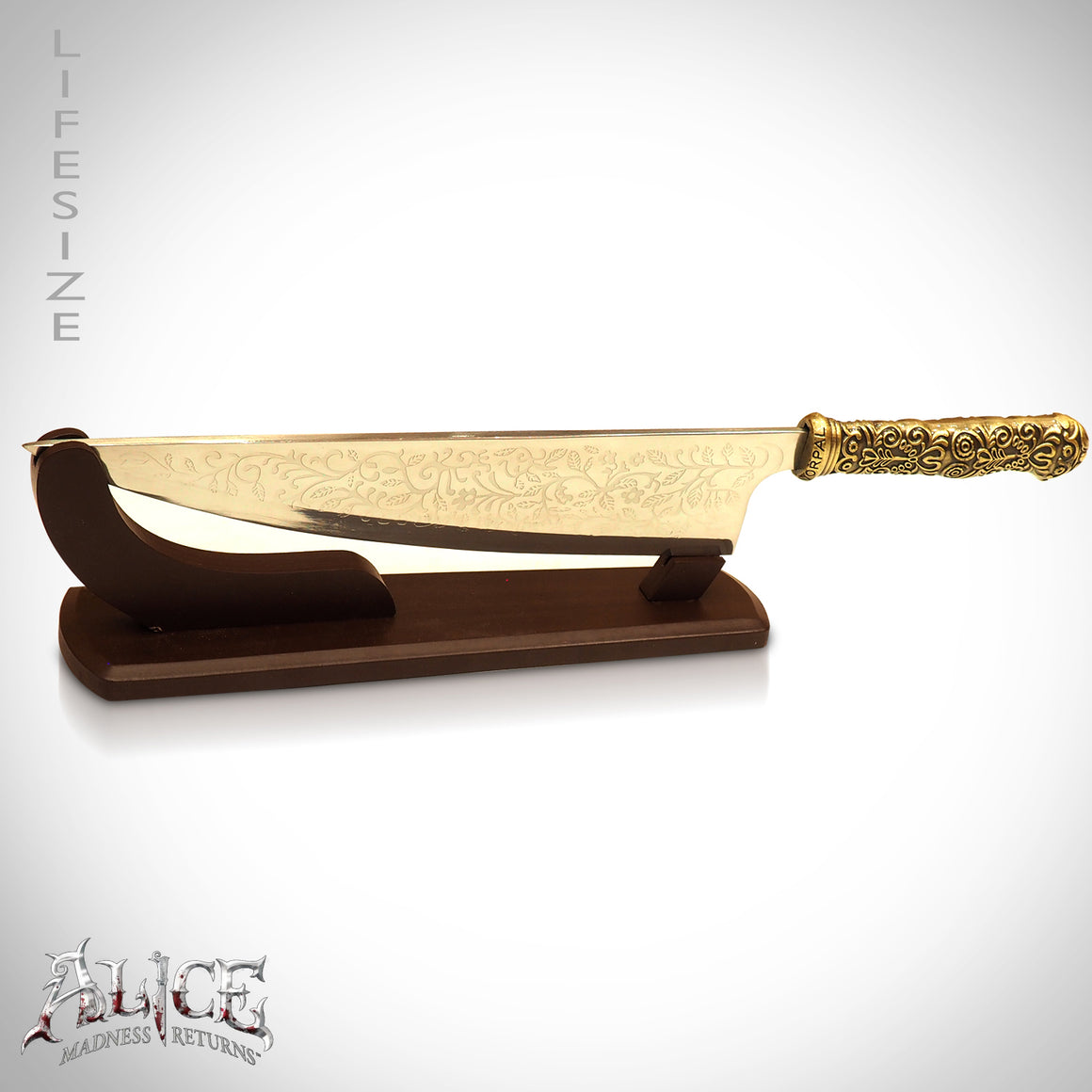 Alice madness returns Vorpal blade on stand