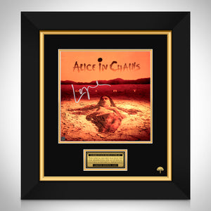 Alice In Chains - Dirt Limited Signature Edition Studio Licensed LP Cover Custom Frame