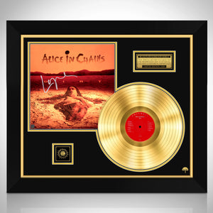 Alice In Chains Dirt Gold LP Limited Signature Edition Studio Licensed Custom Frame