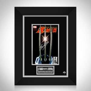 Astonishing X-Men #1 - Stan Lee Limited Signature Edition Comic Book Cover Art Custom Frame