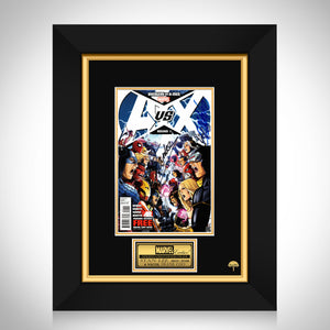 Avengers Vs X-Men Round 1 (2012) #1 Limited Signature Edition Licensed Comic Book Cover Art Custom Frame