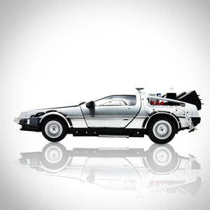 Back To The Future 2 - Hover Time Machine Car
